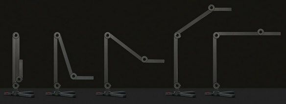 Steinel senses MOOOVE LED Design Tischleuchte für 49,99€ (statt 70€)