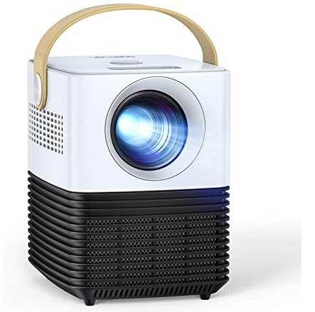 Apeman LC450 – LED Mini-Beamer für bis zu 100 Zoll für 69,99€ (statt 100€)