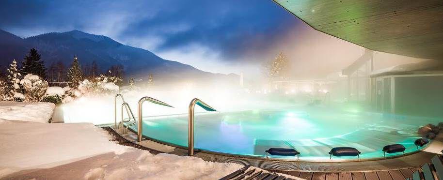 2 ÜN in Fuschl am See in 4*S Hotel inkl. Frühstück & Jause + Wellness auf 4000m² ab 244€ p.P.