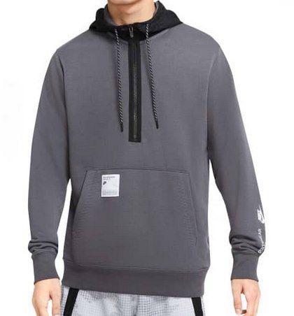 Nike Sportswear Hoodie (CW6544) mit Halbreißverschluss für 42,38€ (statt 68€)