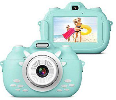 28MP TXIN Kinderkamera mit 3 Zoll Display & 32GB SD Karte für 23,99€ (statt 39€)