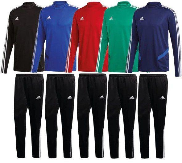 Abgelaufen! adidas Tiro 19 Trainingsanzug in 5 Farben für je 33,33€ (statt 47€)
