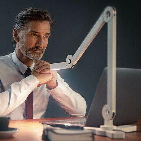 Steinel senses MOOOVE LED Design Tischleuchte für 69,99€ (statt 99€)