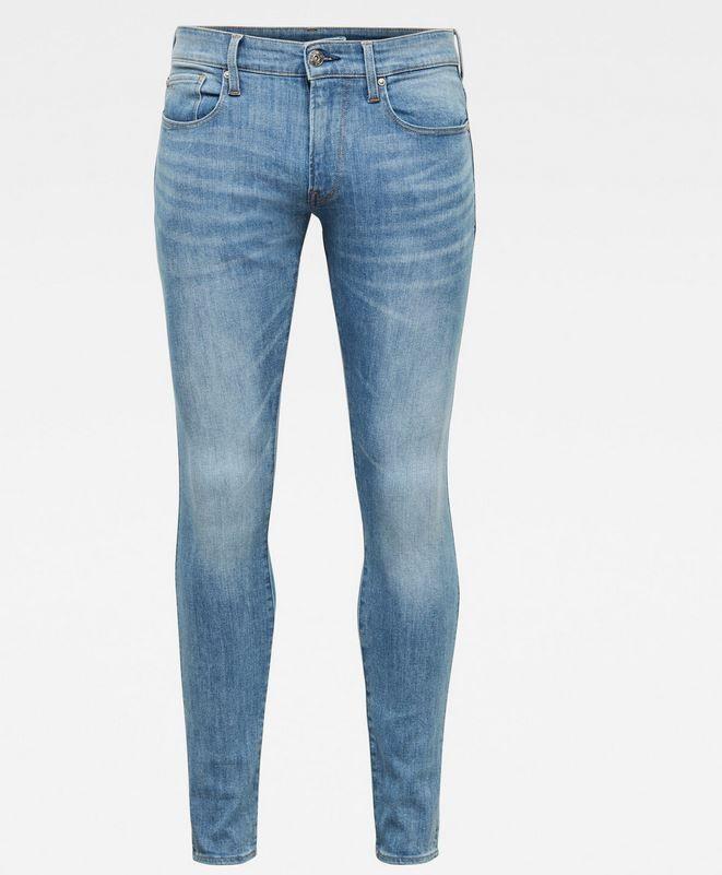 G Star RAW 3301 Skinny Herren Jeans für 35€ (statt 49€)
