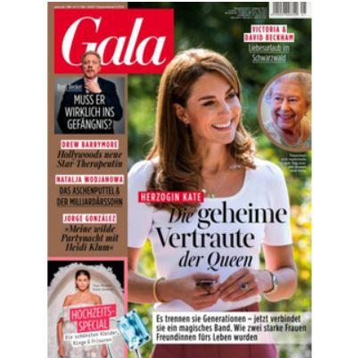 26 Ausgaben Gala für 19,90€ (statt 96€) – direkt ganz ohne Prämie