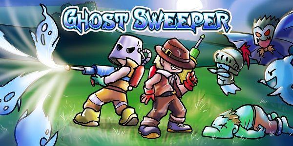 IndieGala: Ghost Sweeper kostenlos spielbar