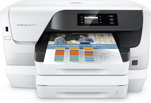 HP OfficeJet Pro 8218 Tintenstrahldrucker mit WLAN für 99,90€ (statt 130€)
