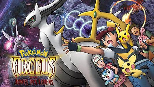 Pokémon – Arceus und das Juwel des Lebens gratis anschauen (IMDb 6,3/10)