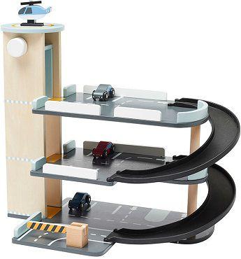 Kids Concept 3 stöckiges Parkhaus Aiden für 71,99€ (statt 97€)