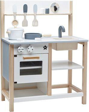 Kids Concept Spielküche mit Backofen für 84,99€ (statt 105€)