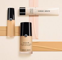Gratis: Test-Kit der Luminous Silk Foundation Routine von Armani