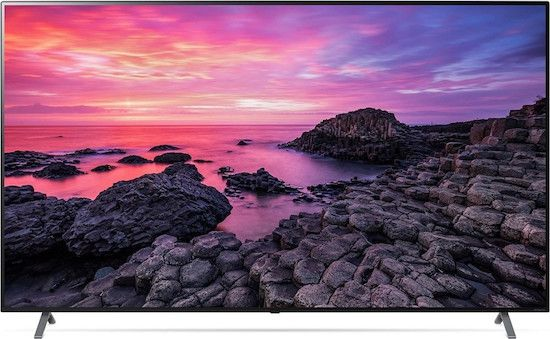 LG 86NANO906NA   86 Zoll NanoCell UHD Fernseher mit 100 Hz + Dolby Atmos für 2.999€ (statt 3.399€) + 300€ Cashback