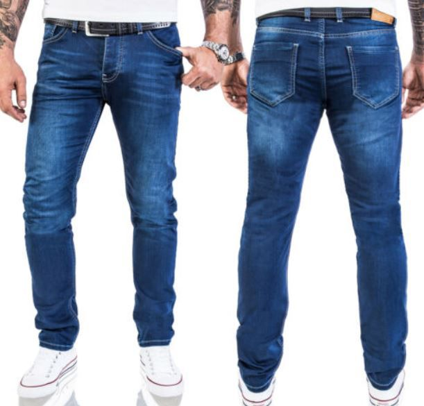 ROCK CREEK M21 – Herren Strech Jeans Slim Fit für je 28,90€ (statt 40€)