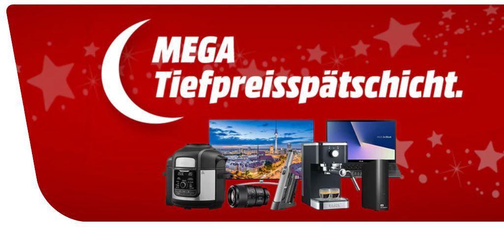 Media Markt Mega Tiefpreisspätschicht   z.B. SENNHEISER GSP 550 Over ear Headset für 148€ (statt 209€)