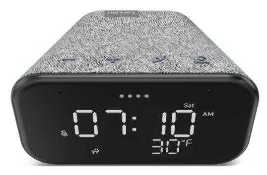 Lenovo Smart Clock Essential + der Lenovo Smart Bulb für 34,99€ (statt 64€)