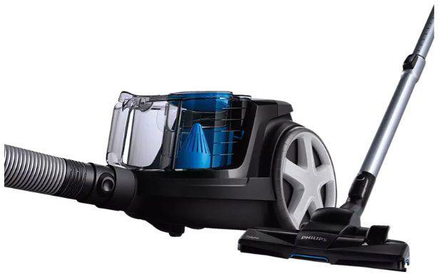 PHILIPS FC 9331/09 PowerPro Compact Staubsauger ohne Beutel für 79,89€ (statt 93€)