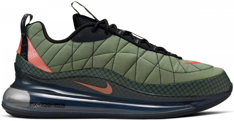 Nike MX 720 Sneaker in Green/Black für 99,99€(statt 140€)