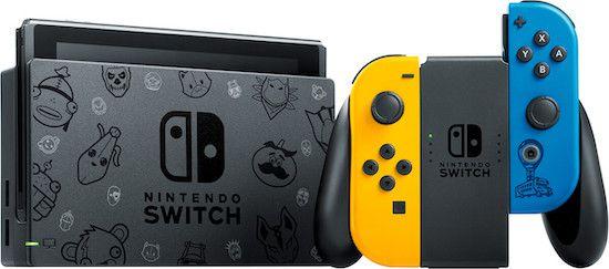 Nintendo Switch Fortnite Special Edition für 314,10€ (statt 359€)