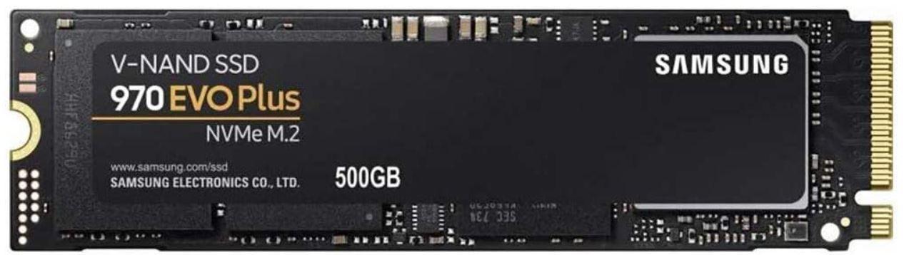 Samsung 970 EVO Plus 250GB M.2 SSD für 52,44€ (statt 68€)