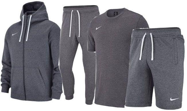 Vorbei! Nike Team Club 19 im Set (Hoodie, Jogginghose, T Shirt & Shorts) für 76,50€ (statt 87€)