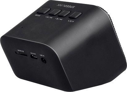 2x Speedlink Jukx  Bluetooth Lautsprecher mit MicroSD für 14,99€ (statt 27€)