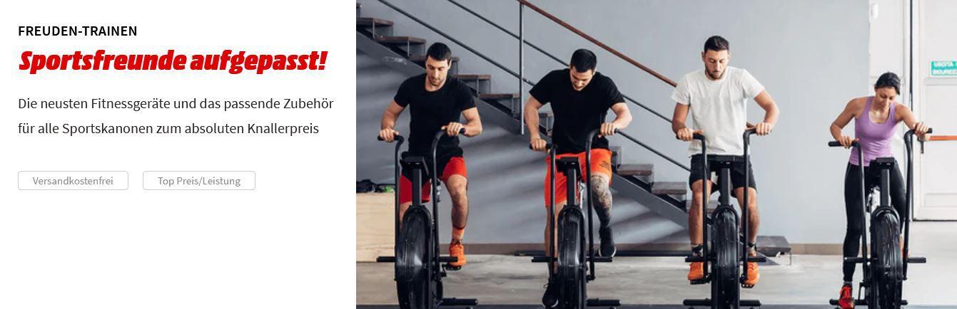Media Markt Fitness Tage: z.B. HORIZON FITNESS Citta TT5.1 Laufband für 689€ (statt 899€)