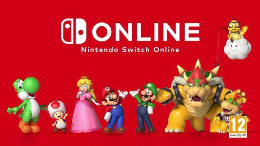 Kostenlose Testphase für Nintendo Switch Online