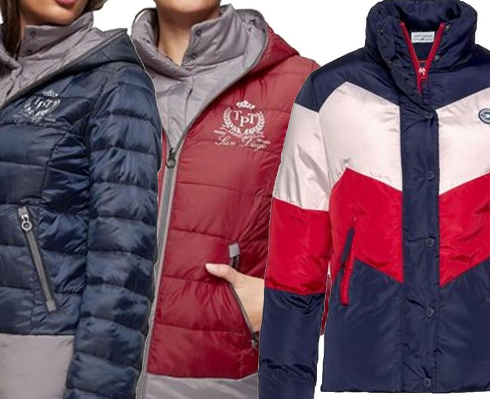 Tom Tailor Polo Team Unisex Stepp Herbst Jacken für je 39,99€ (statt 69€)   kleine Größen