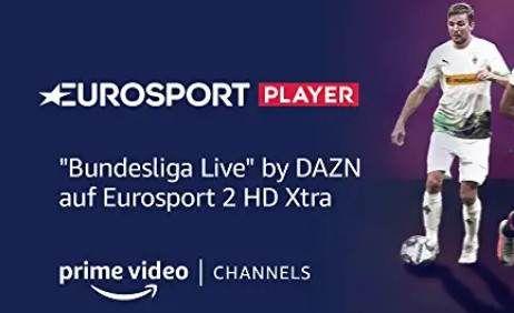 Amazon Eurosport Player für 7 Monate für 0,99€ mtl (statt 42€)   Prime