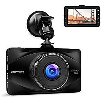 Apeman C570   1080P Dashcam mit 170° Weitwinkel für 29,99€ (statt 50€)