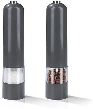 GOURMETmaxx elektrische Salz  & Pfeffermühle 2 tlg. für 11,89€ (statt 15€)