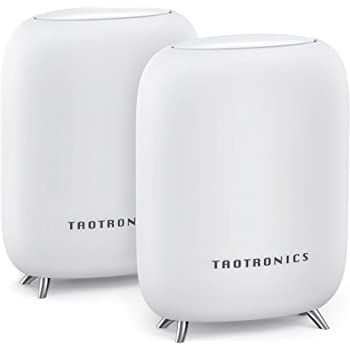 2er Pack: TaoTronics Ultra Speed Mesh WLAN TriBand AC3000 Router für 149,99€ (statt 210€)