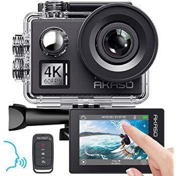 GoPro HERO 4 Silver   Actionkamera mit WiFi (refurb.) für nur 197,91€ (statt 286€)