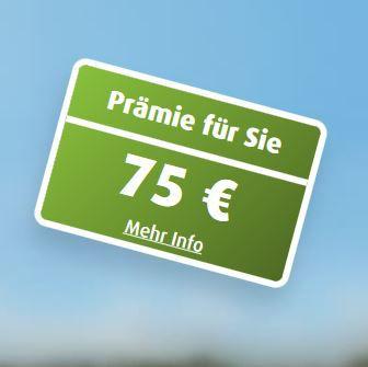Neukunden Girokonto der norisbank mit 75€ Prämie erhalten –  jetzt auch mit Apple Pay