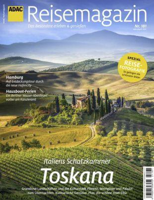 6 Ausgaben ADAC Reisemagazin direkt nur 17,95€ (statt 57€)
