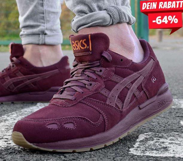 ASICS Tiger GEL Lyte Herren Leder Sneaker für 43,94€ (statt 50€)