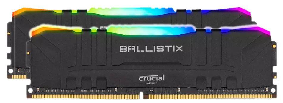 CRUCIAL Ballistix 16GB DDR4 RAM für 84,91€ (statt 104€) 32GB für 159,82€