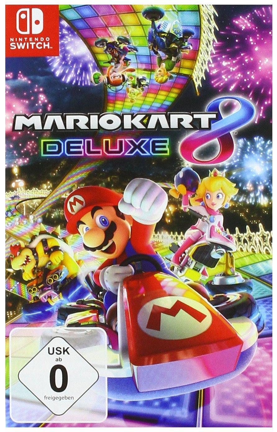 Nintendo Switch Mario Kart 8 Deluxe für 38,16€ (statt 43€)
