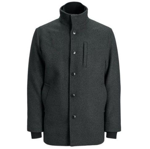 Jack & Jones JJDUAL Wollt Mantel für 97,99€ (statt 136€)