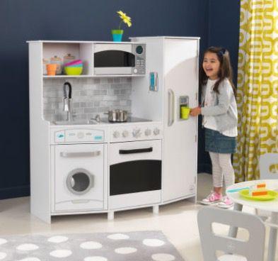 Kidkraft Luxuriöse Spielküche für 179,99€ (statt 226€)