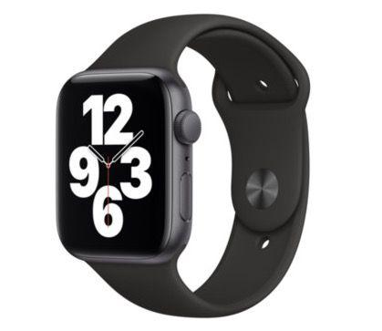 Apple Watch SE 44mm GPS Smartwatch für 280,74€ (stat 309€)