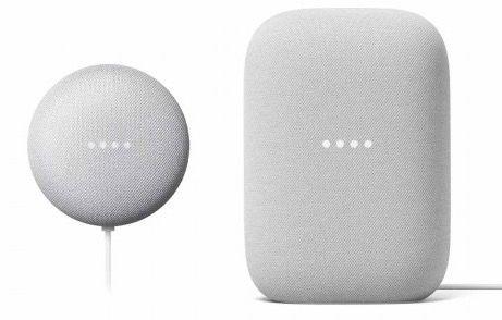 Google Nest Audio + Google Nest Mini für 109€ (statt 122€) + 6 Monate Spotify Premium gratis (Wert 60€)