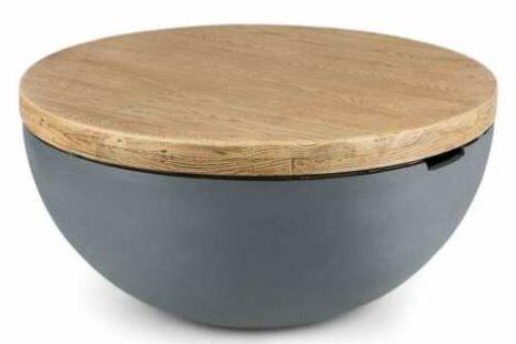 Blumfeldt Design Blockhouse Lounge Gartentisch für 159,99€ (statt 200€)