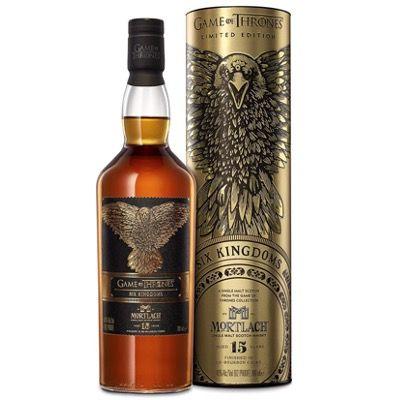 Mortlach Single Malt Whisky 15 Jahre The Six Kingdoms Game Of Thrones ab 71,99€ (statt 105€)