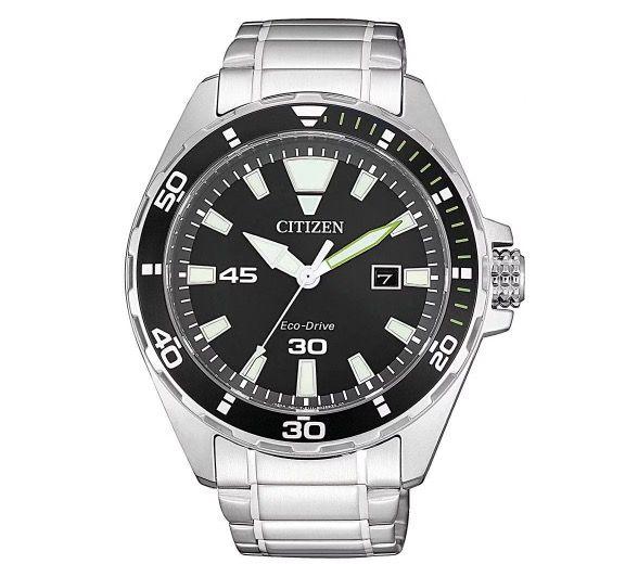 Citizen BM7451 89E Herren Eco Drive Uhr mit Edelstahl Armband für 84,15€ (statt 99€)