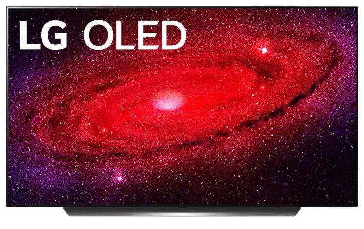 LG OLED55CX6LA   55 Zoll OLED Fernseher + 9 Monate Sky Supersport Ticket für 1.427,46€ (statt 1.619€)