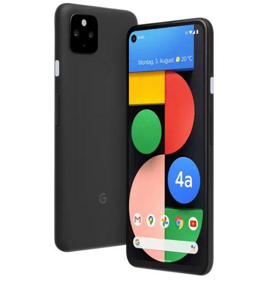 Google Pixel 4a 5G für 49€ + Telekom Flat von Congstar mit 5GB LTE für 20€ mtl.