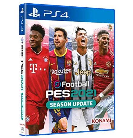 PES 2021 Pro Evolution Soccer (PS4) für 19,99€