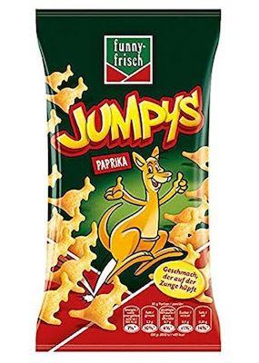 Vorbei! 20er Pack funny frisch Jumpys Paprika ab 16,40€ (statt 27€)