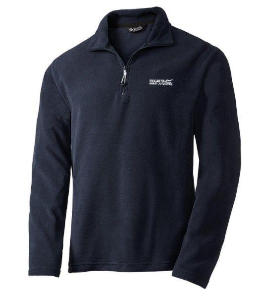2er Pack Regatta Fleeceshirt mit Zipper für 29,99€ (statt 44€) + 20x Mundschutz gratis
